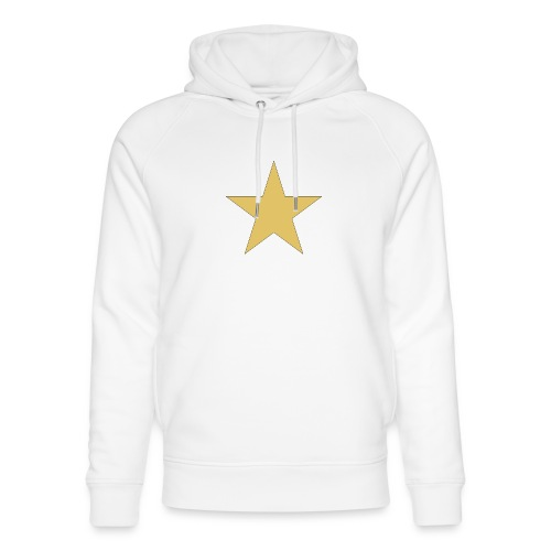 ardrossan st.pauli star - Unisex Organic Hoodie by Stanley & Stella