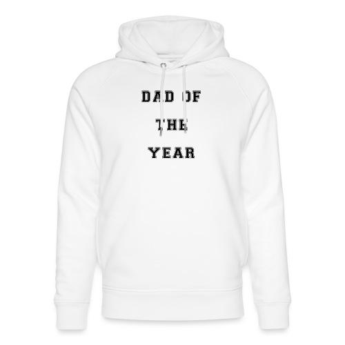 Dad Of The Year - Stanley & Stella unisex hoodie af økologisk bomuld