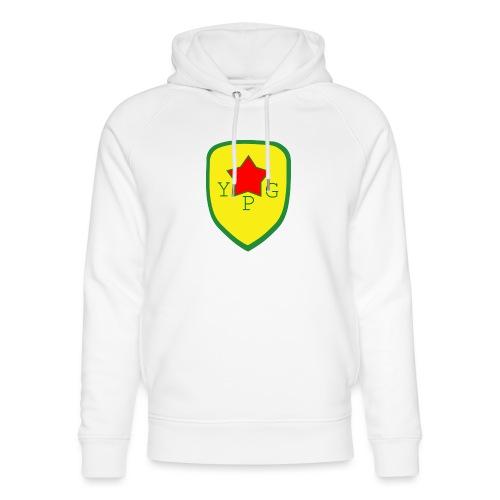 Unisex Red YPG Support Hoodie - Stanley & Stellan unisex-luomuhuppari