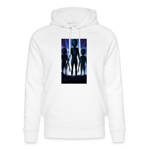 Alien 👽 - Unisex Bio-Hoodie von Stanley & Stella