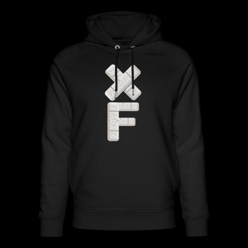XF Xanax Logo - Unisex Bio-Hoodie von Stanley & Stella