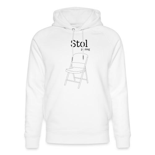 Stol på meg - Unisex økologisk hettegenser fra Stanley & Stella