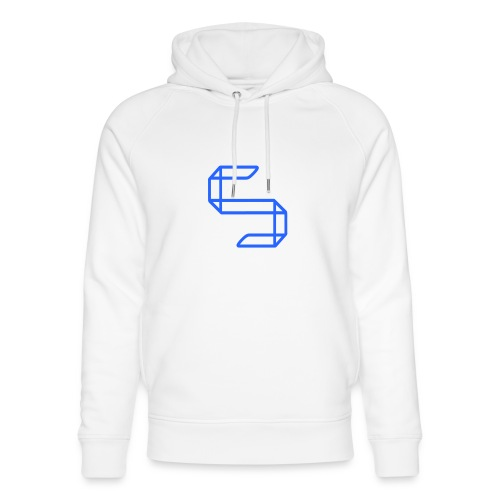 A S A 5 or just A worm? - Uniseks bio-hoodie van Stanley & Stella