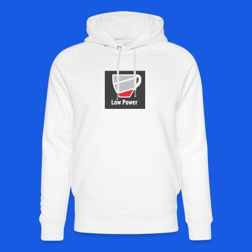 Low power need refill - Stanley & Stella unisex hoodie af økologisk bomuld