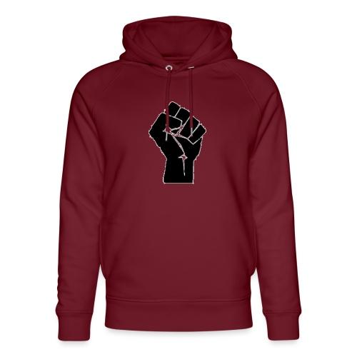 Black Lives Matter - Stanley & Stella unisex hoodie af økologisk bomuld