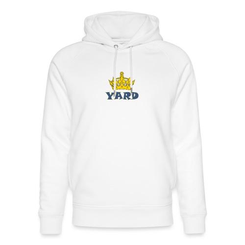 YARD king - Uniseks bio-hoodie van Stanley & Stella