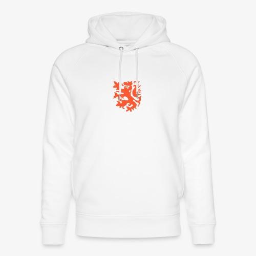 Orange lion Replica Holland 1974 - Unisex Organic Hoodie by Stanley & Stella