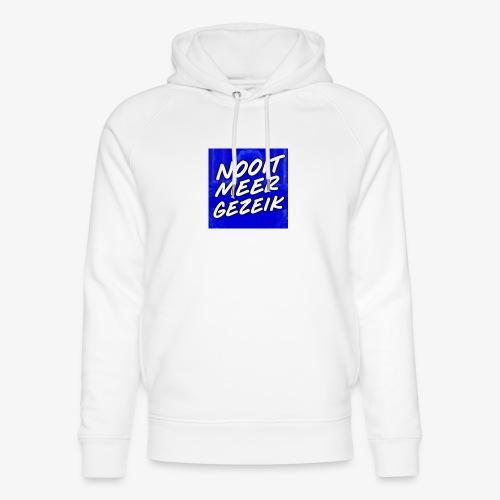 De 'Nooit Meer Gezeik' Merchandise - Uniseks bio-hoodie van Stanley & Stella