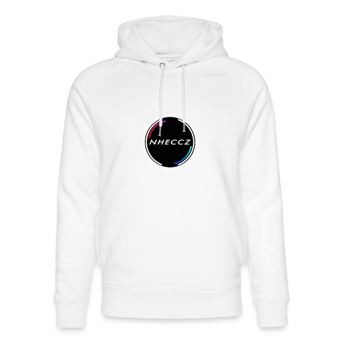 NHECCZ Logo Collection - Unisex Organic Hoodie by Stanley & Stella