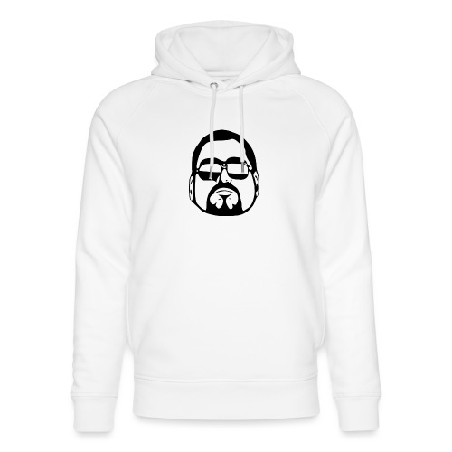 cool guy - Uniseks bio-hoodie van Stanley & Stella