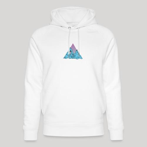 Sucka Piramida - Felpa con cappuccio ecologica unisex di Stanley & Stella