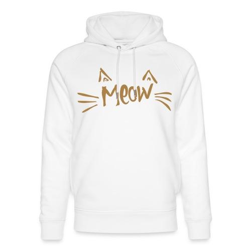 Vorschau: meow2 - Unisex Bio-Hoodie von Stanley & Stella