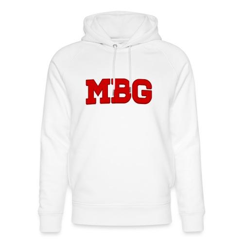 MBG - Uniseks bio-hoodie van Stanley & Stella