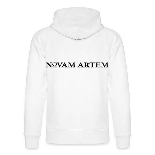BLACK NA - Stanley & Stella unisex hoodie af økologisk bomuld
