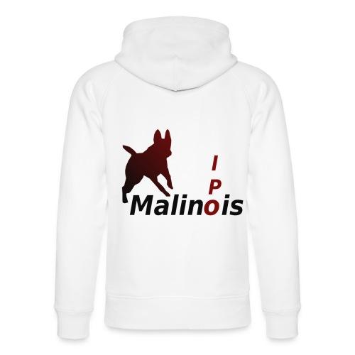 IPO Malinois Männer T-Shirt V Ausschnitt - Unisex Bio-Hoodie von Stanley & Stella