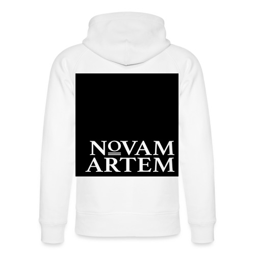 NOVAM ARTEM BLACK SQUARE - Stanley & Stella unisex hoodie af økologisk bomuld