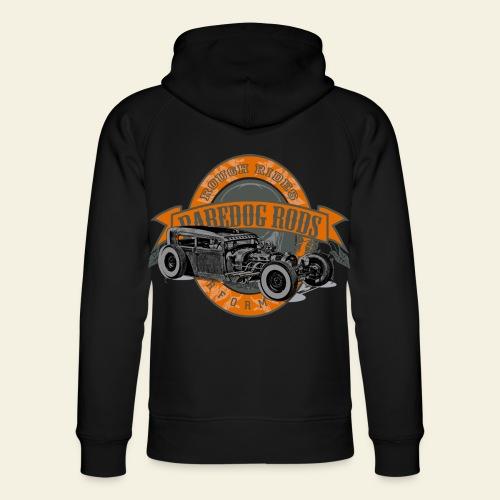 Raredog Rods Logo - Stanley & Stella unisex hoodie af økologisk bomuld