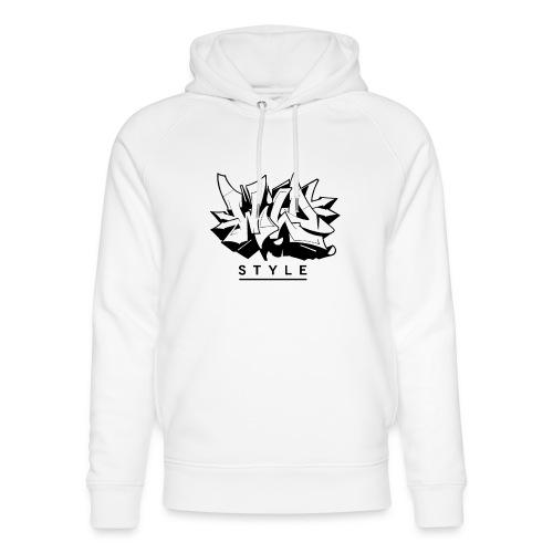 Wild Style AU ver0 1 - Stanley & Stella unisex hoodie af økologisk bomuld