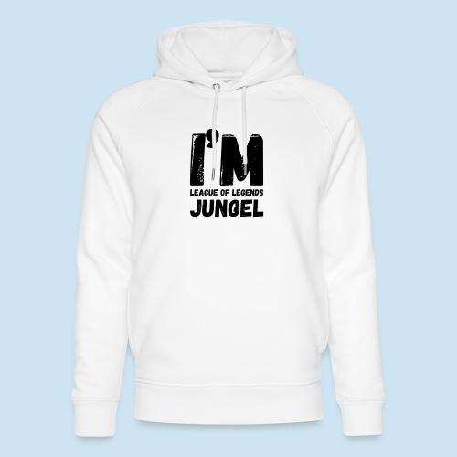 I'm Jungel Main - Unisex økologisk hettegenser fra Stanley & Stella