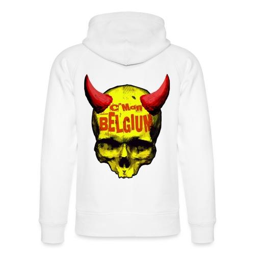 Belgium Devil 2 - Uniseks bio-hoodie van Stanley & Stella
