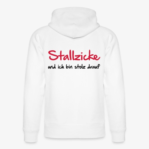 Vorschau: Stallzicke - Unisex Bio-Hoodie von Stanley & Stella