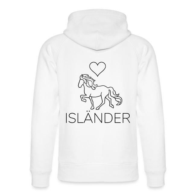 Love Isländer, schwarz