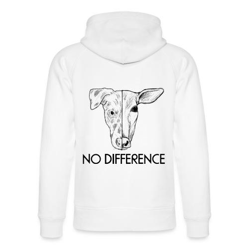 No Difference - Unisex Bio-Hoodie von Stanley & Stella