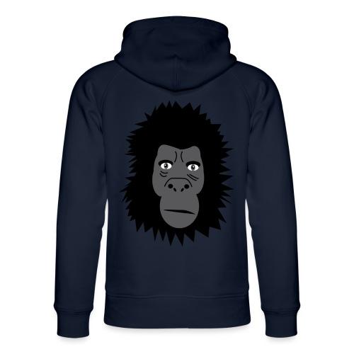 Gorilla - Unisex Bio-Hoodie von Stanley & Stella