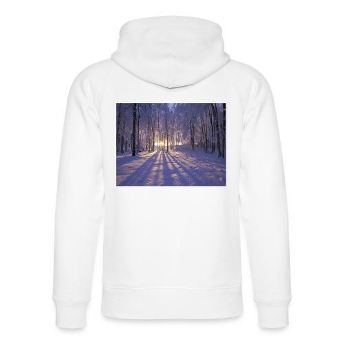 Wintercollectie - Uniseks bio-hoodie van Stanley & Stella