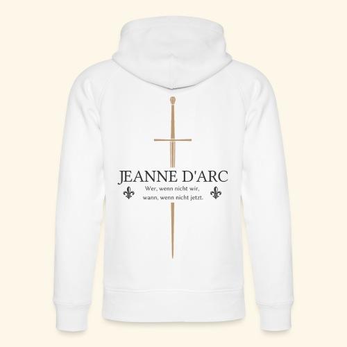 Jeanne d arc dark - Unisex Bio-Hoodie von Stanley & Stella