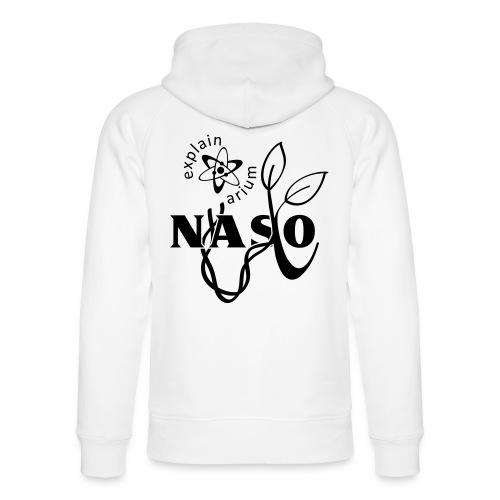 Naso-NASA2 - schwarz - Unisex Bio-Hoodie von Stanley & Stella