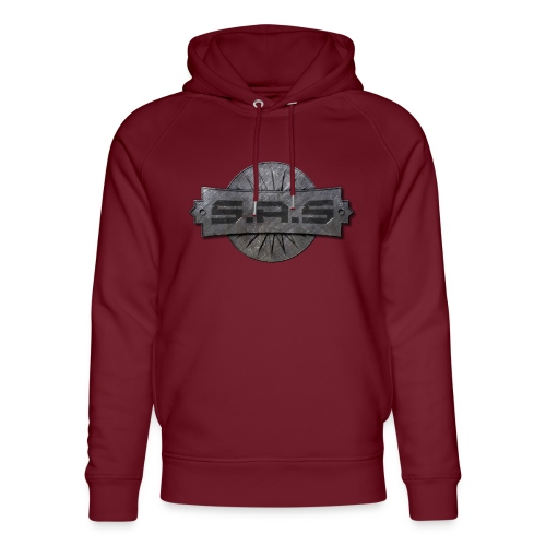 S.A.S. tshirt men - Uniseks bio-hoodie van Stanley & Stella