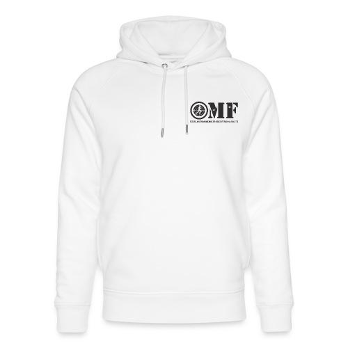 OMF black logo - Unisex Organic Hoodie by Stanley & Stella