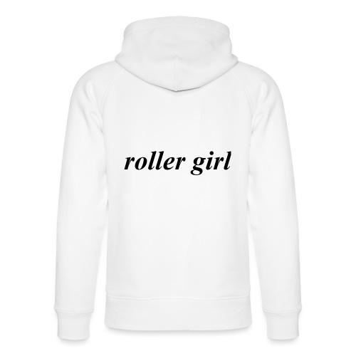 roller girl ♥ - Ekologisk luvtröja unisex från Stanley & Stella