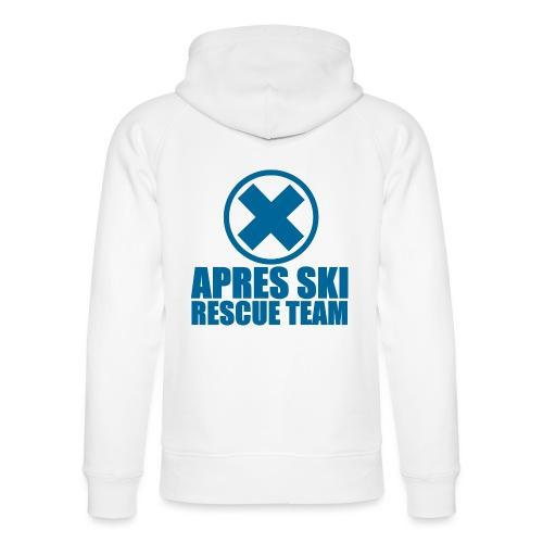 apres-ski rescue team - Uniseks bio-hoodie van Stanley & Stella