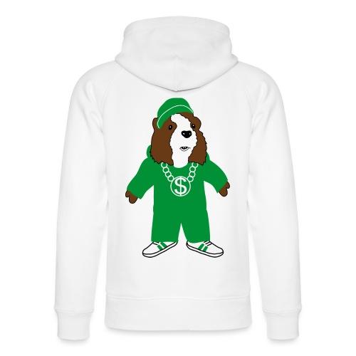 Hip Hop Meerschweinchen - Unisex Bio-Hoodie von Stanley & Stella
