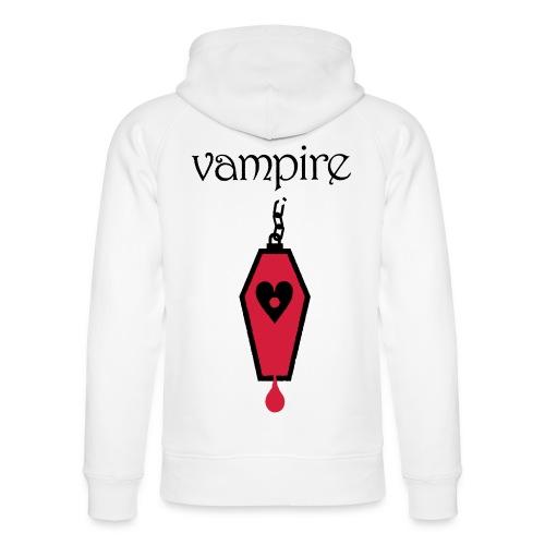 Vampire - Unisex Organic Hoodie by Stanley & Stella
