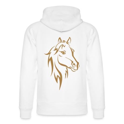 Vorschau: Horse - Unisex Bio-Hoodie von Stanley & Stella
