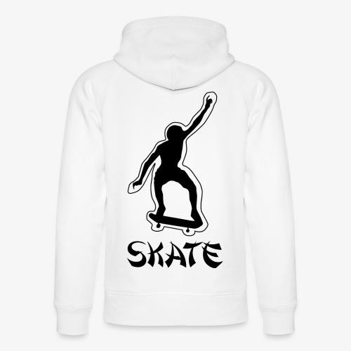 skate - Uniseks bio-hoodie van Stanley & Stella