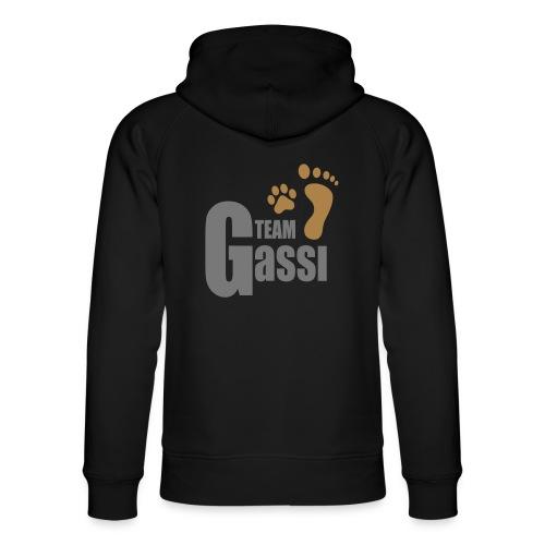 Vorschau: Team Gassi - Unisex Bio-Hoodie von Stanley & Stella