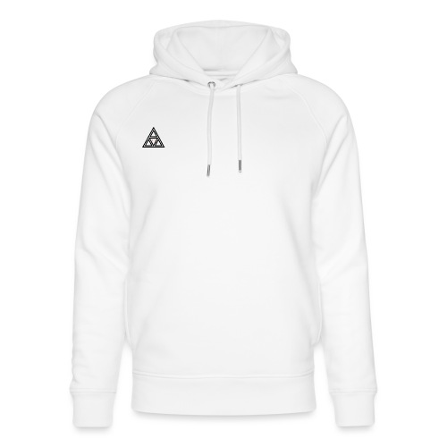 Never over - Unisex Organic Hoodie by Stanley & Stella
