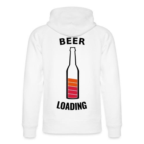 Beer Loading - Sweat à capuche bio Stanley & Stella unisexe