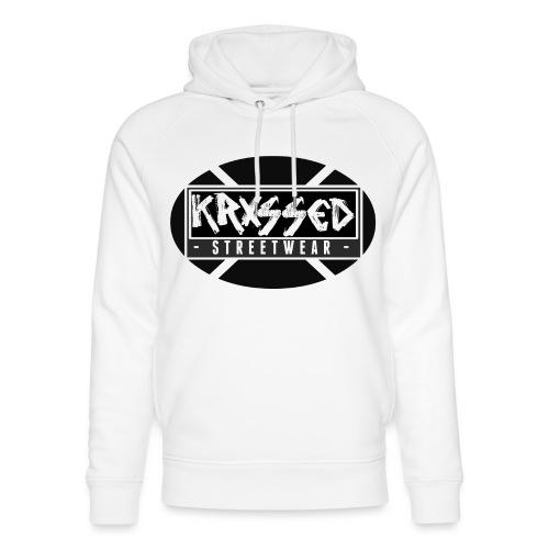KRXSSED BASIC - Uniseks bio-hoodie van Stanley & Stella