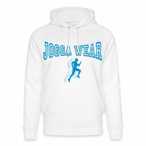 Joggawear trademark2 colo - Unisex Organic Hoodie by Stanley & Stella