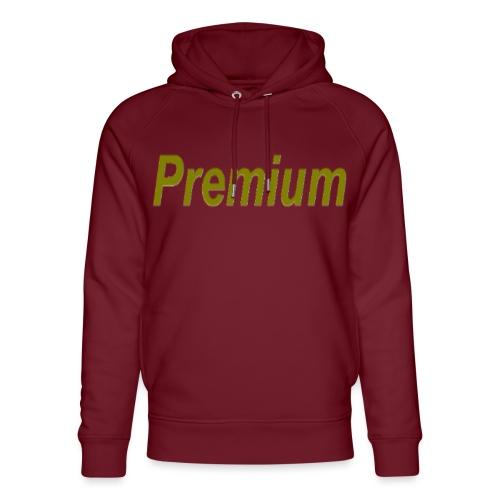 Premium - Unisex Organic Hoodie by Stanley & Stella