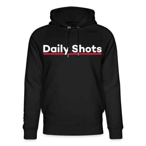 Daily Shots - Unisex Bio-Hoodie von Stanley & Stella