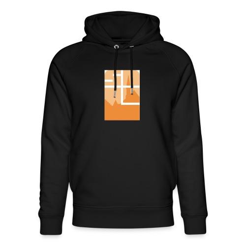 Logo-VZW-Sint-Lodewijk-jpg - Uniseks bio-hoodie van Stanley & Stella