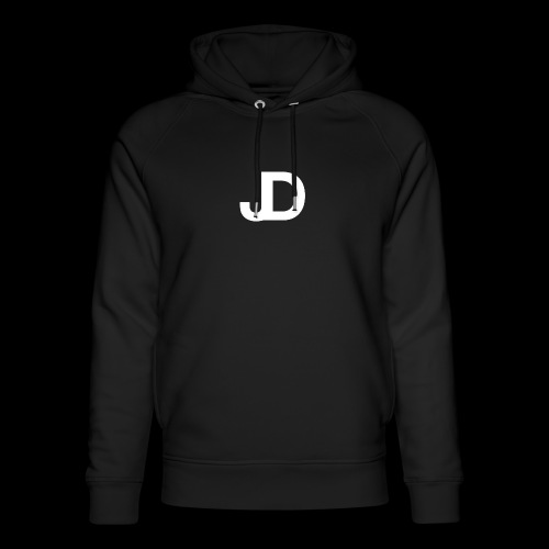 JD logo - Uniseks bio-hoodie van Stanley & Stella