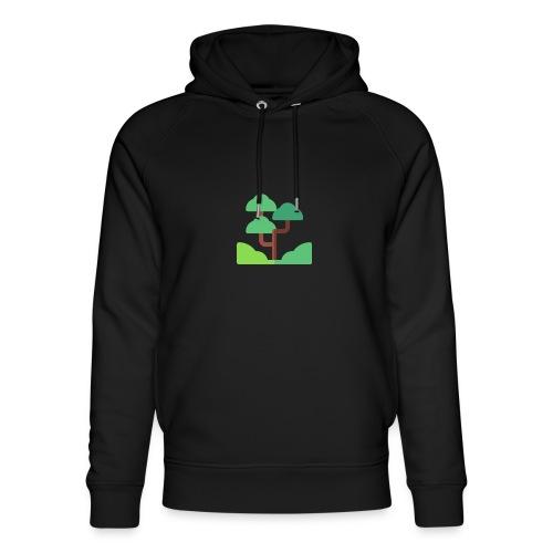 Rainforest - Unisex Bio-Hoodie von Stanley & Stella