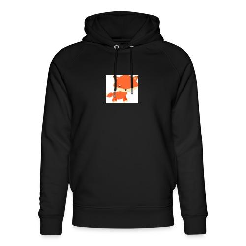 fox_1 - Uniseks bio-hoodie van Stanley & Stella